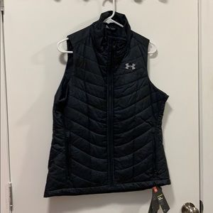 Water-Resistant Under Armour Fitted Vest